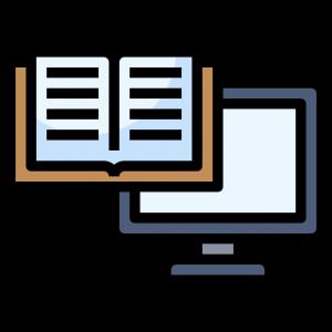 Livro e computador